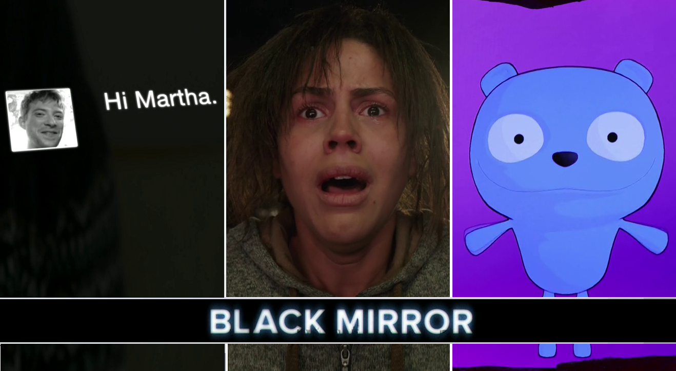 Black mirror season two the darker side of technology for Black mirror